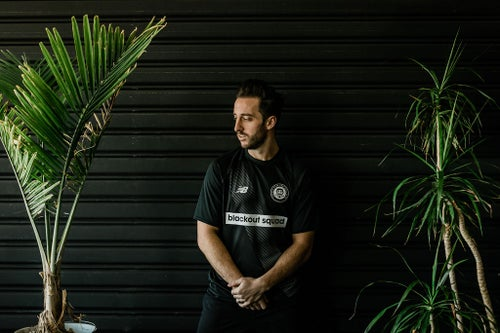 Image of 2021 Blackout Squad Away Jersey