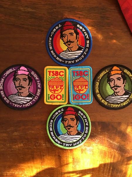 Image of TSBC Patch