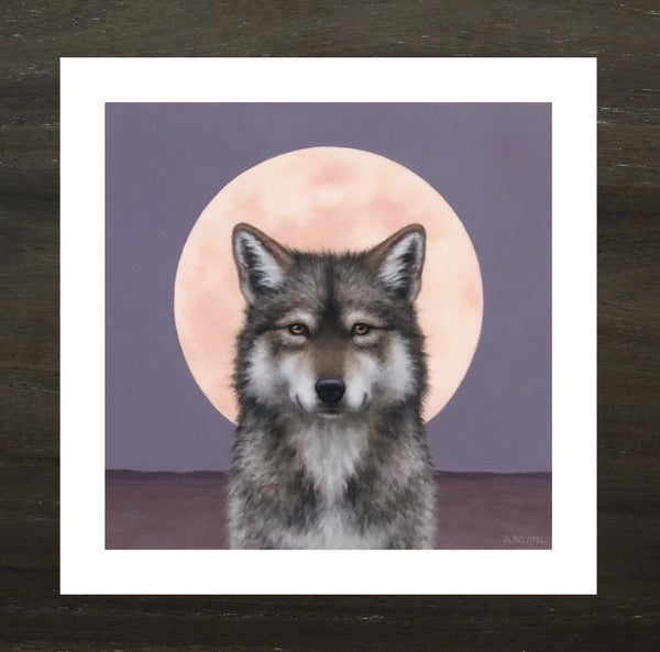 """Image of """"Wolf Moon"""""""