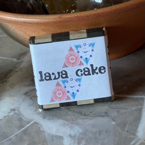 Image of Lava Cake Chocolate Bar