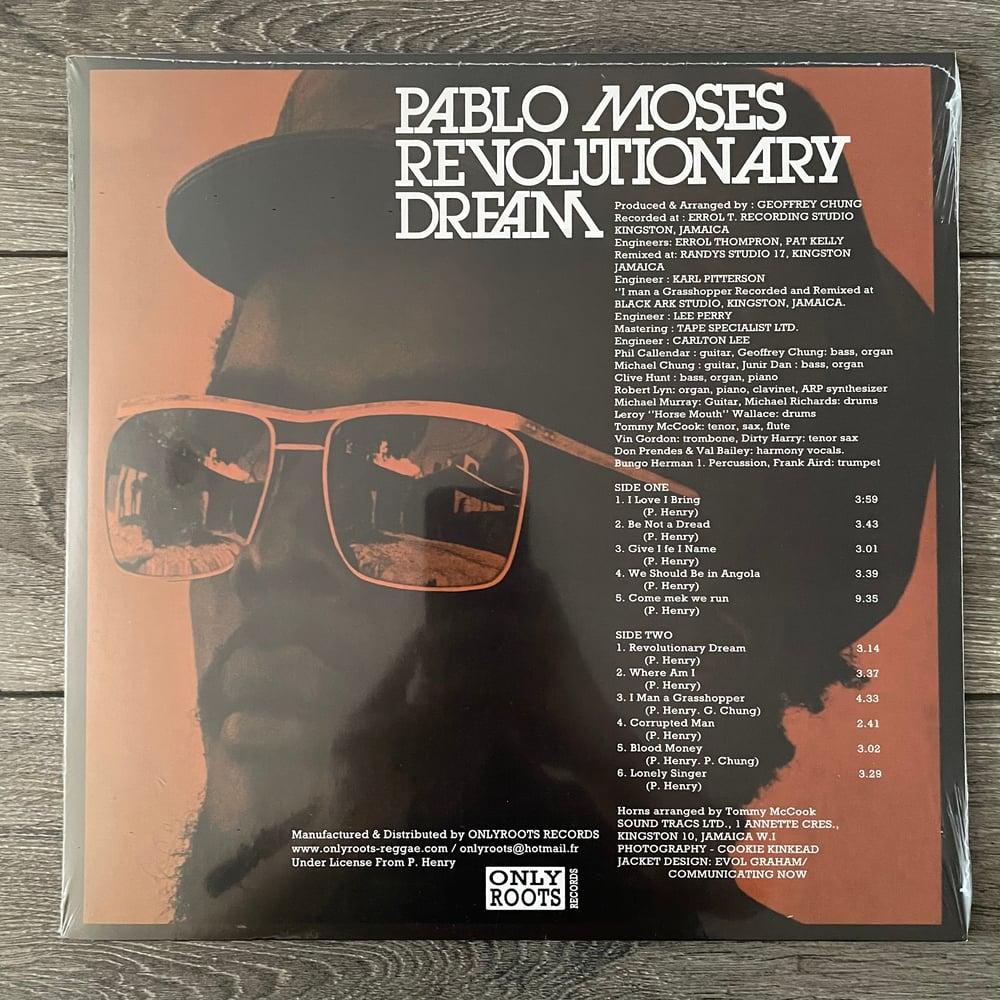 Image of Pablo Moses - Revolutionary Dream Vinyl LP