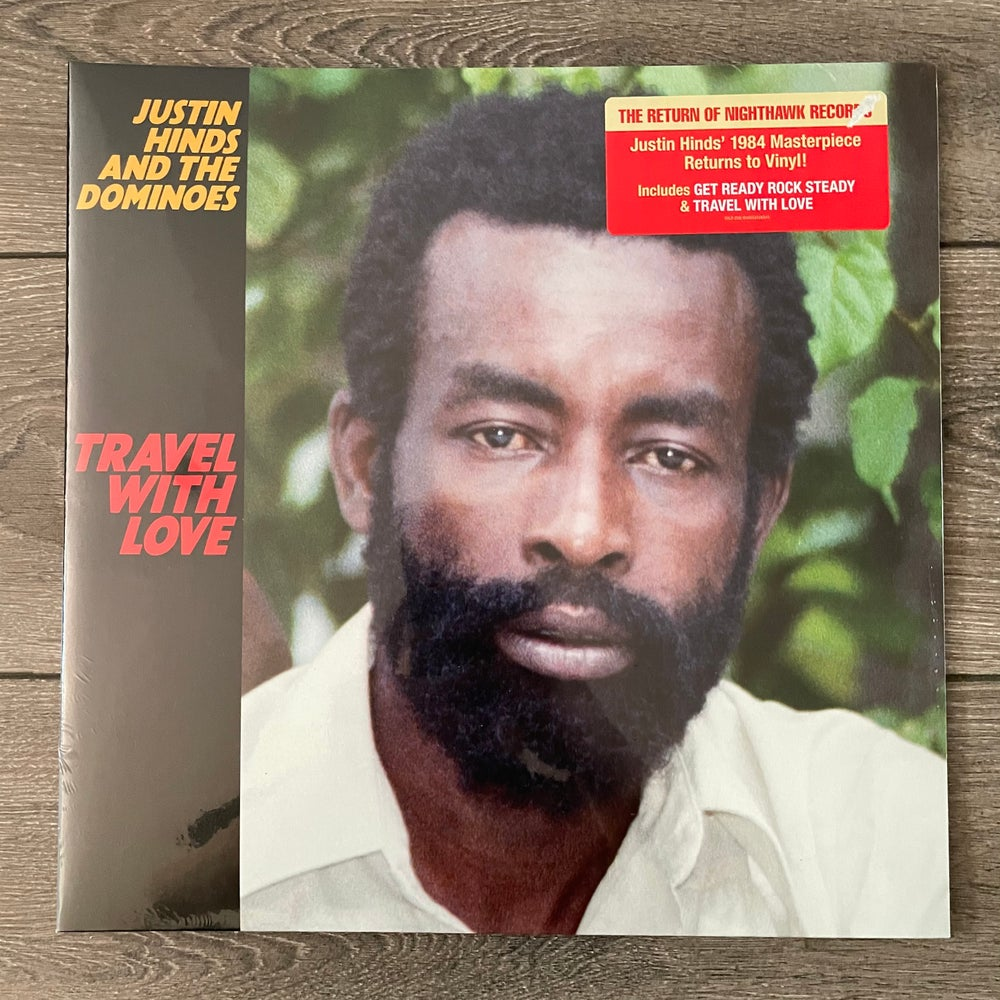 Image of Justin Hinds And The Dominoes - Travel With Love Vinyl LP
