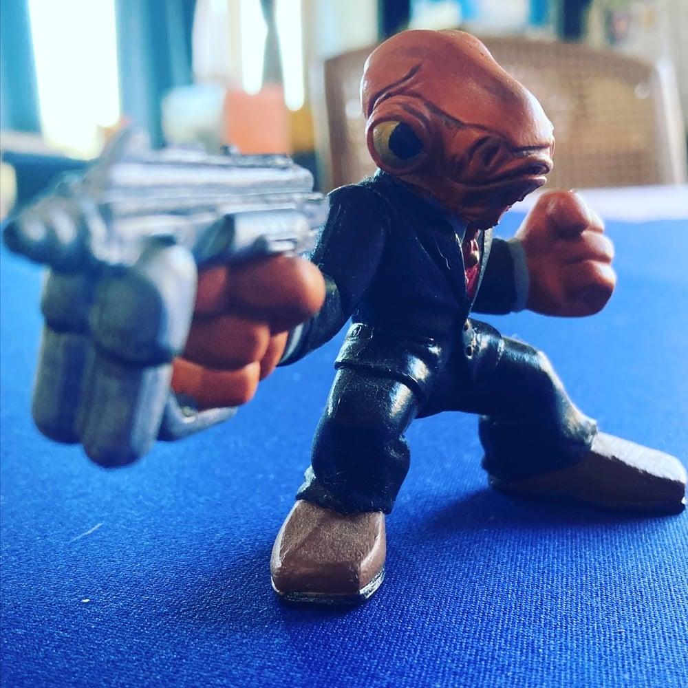 Mr. Ackbar Custom Figure