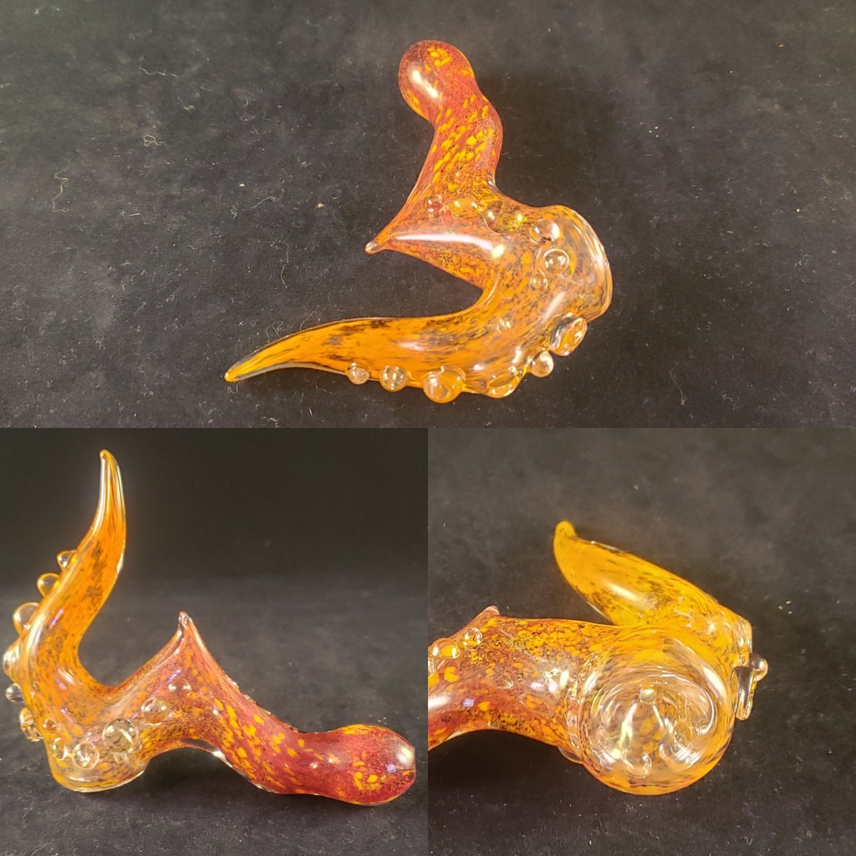 firey claw pipe