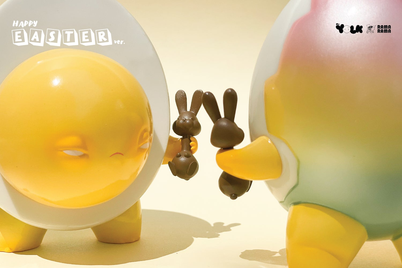 Image of Mr. Yolk【 Happy Easter Version 】
