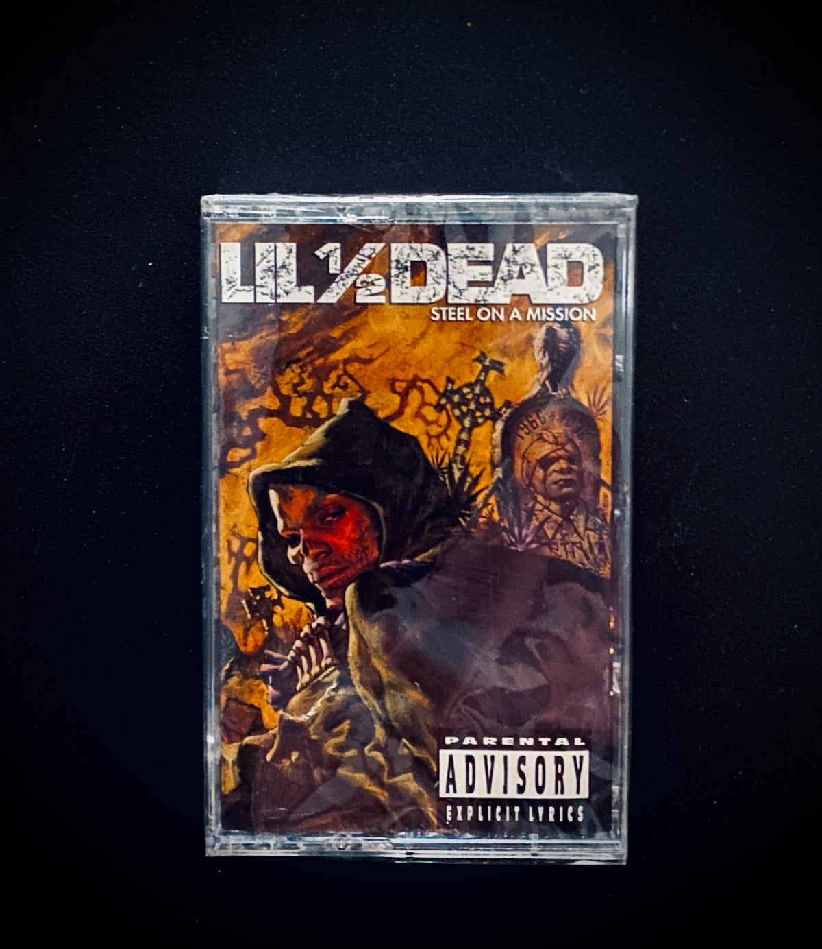 """Image of Lil 1/2 Dead """"Steel On A Mission"""""""