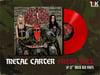 "Metal Carter ""Fresh Kill"" - LP red ultramlimited edition"