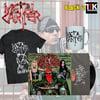 "Metal Carter  ""Fresh Kill"" Signed Black LP - BLACK PACK 2 - 4 LEFT"