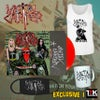 """Metal Carter """"Fresh Kill"""" Signed - LP red ultramlimited edition EXCLUSIVE PACK1 - 1 LEFT"""