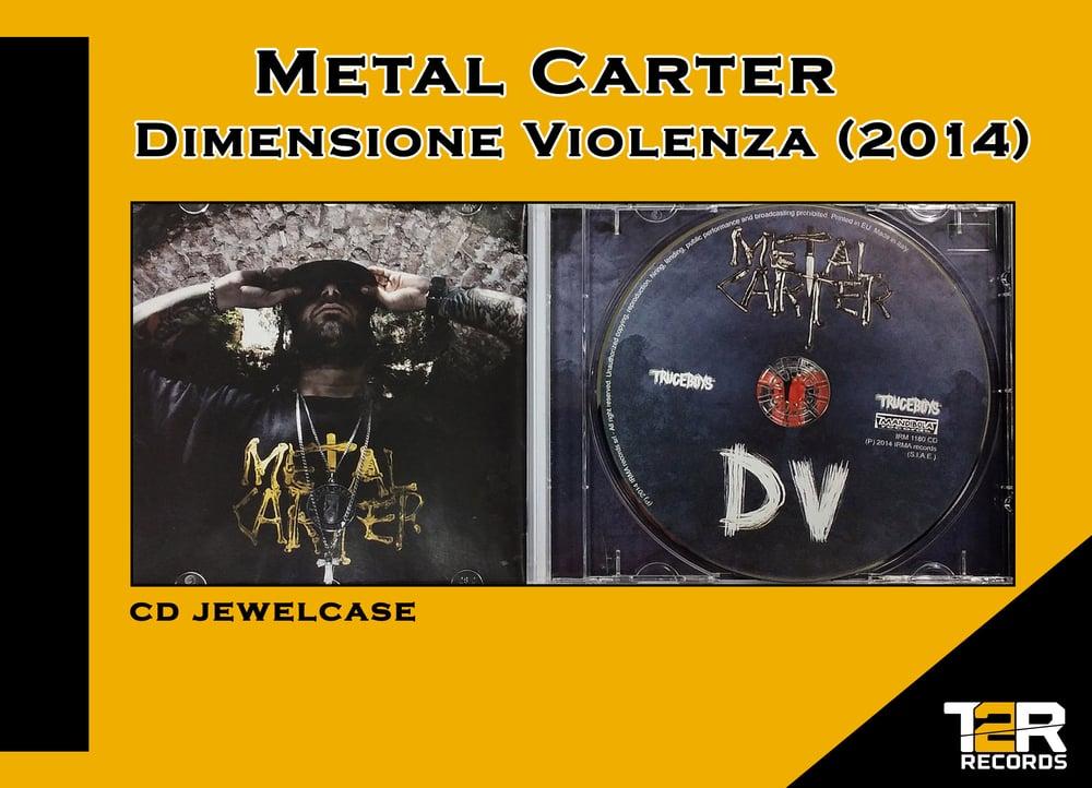 """Metal Carter """"Dimensione Violenza"""" - cd jewelcase"""