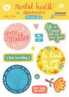 Mental Health Awareness Sticker Pack