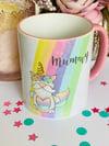 Unicorn Gnome Mug