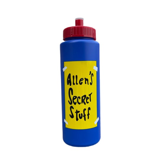 Image of Allen's Secret Stuff Water Bottle