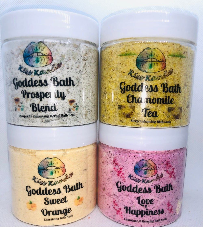 Goddess Bath