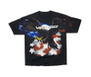 Eagle All over print T-shirt