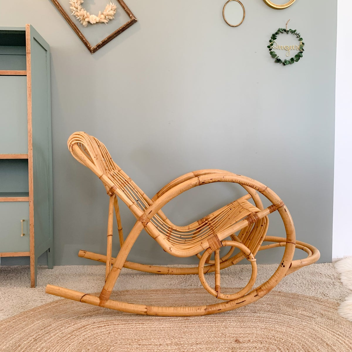 Image of Rocking Chair Mint