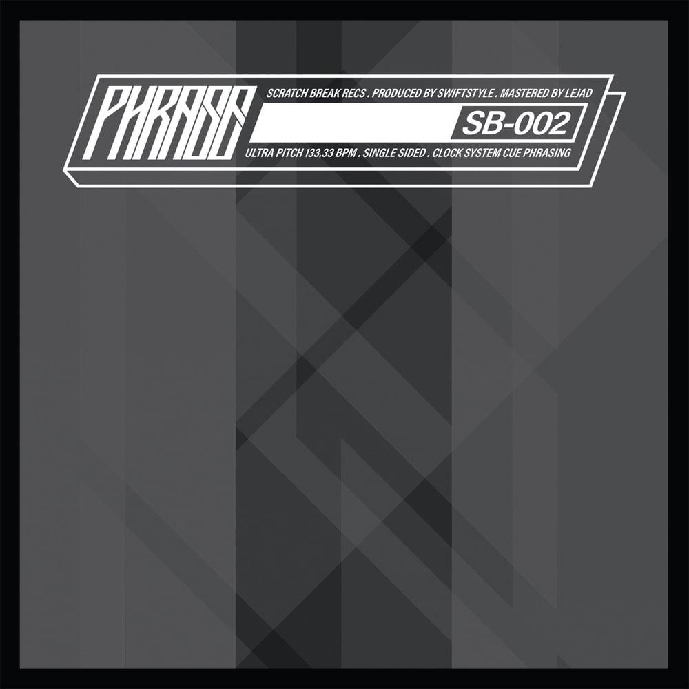 "Image of 12"" Vinyl - Swiftstyle - ""Phrase""  (SB002)"