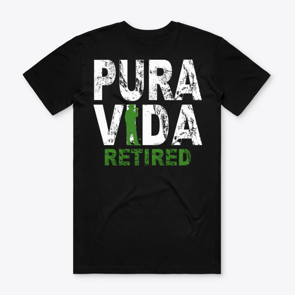 Image of PURA VIDA BP RETIREMENT TEE