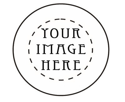 """Image of 1"""" Custom Buttons"""