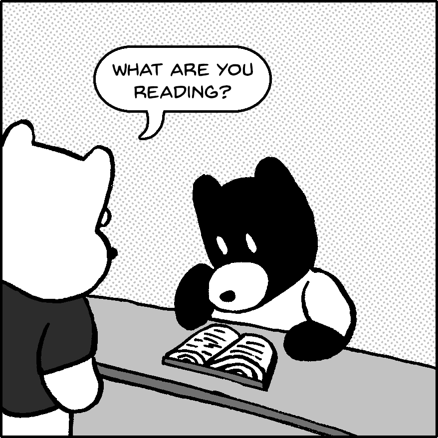 Bearly Anything #1