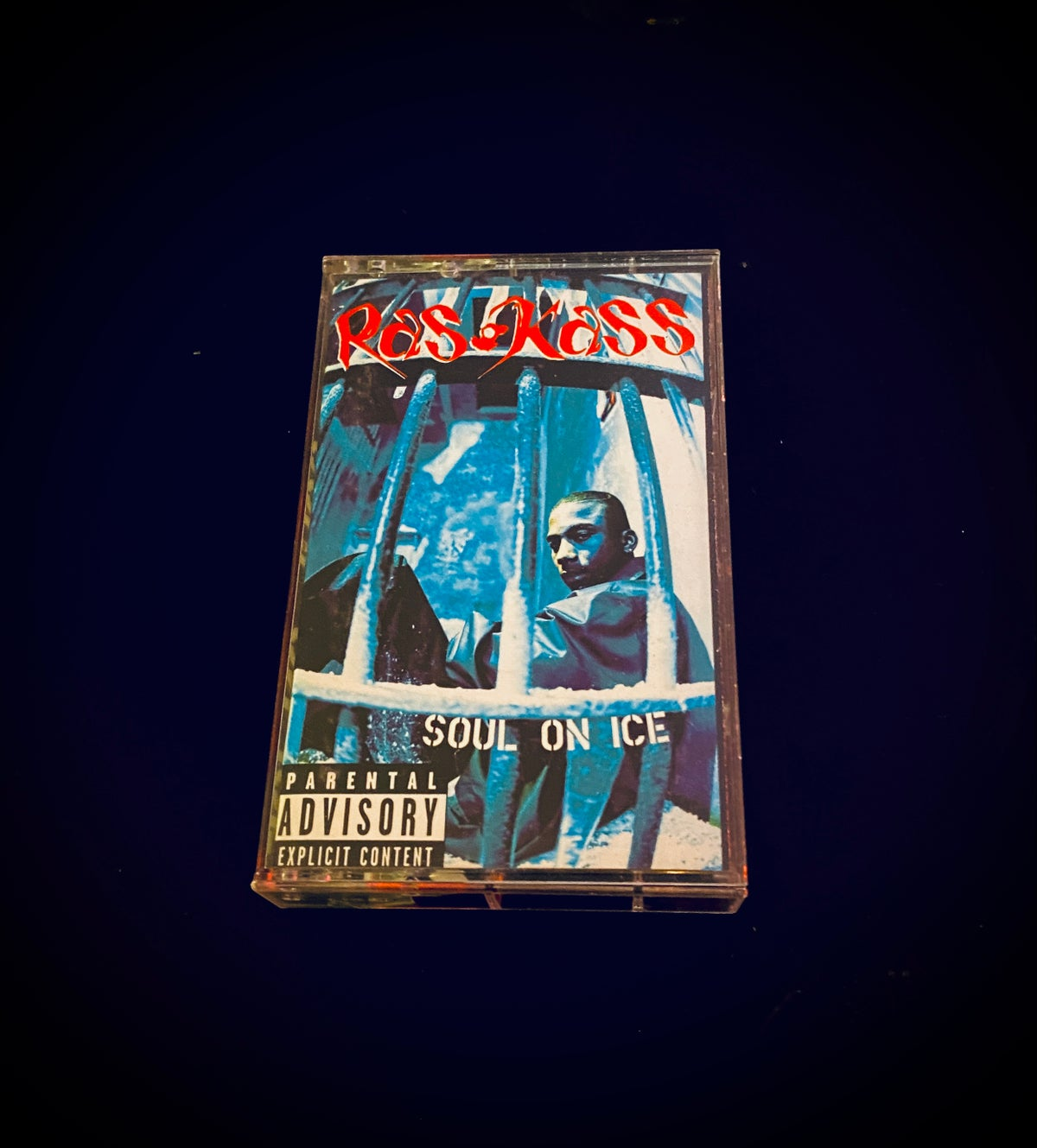 "Image of Ras-Kass ""Soul On Ice"""