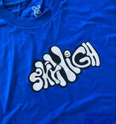 Image of Sky High Organic Logo Tee