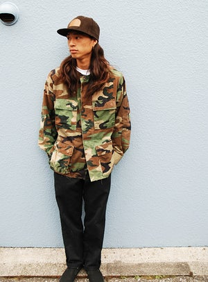 Image of 32 ANDEM × SD Fatigue Jacket