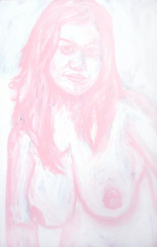 Image of Pink Nude Study