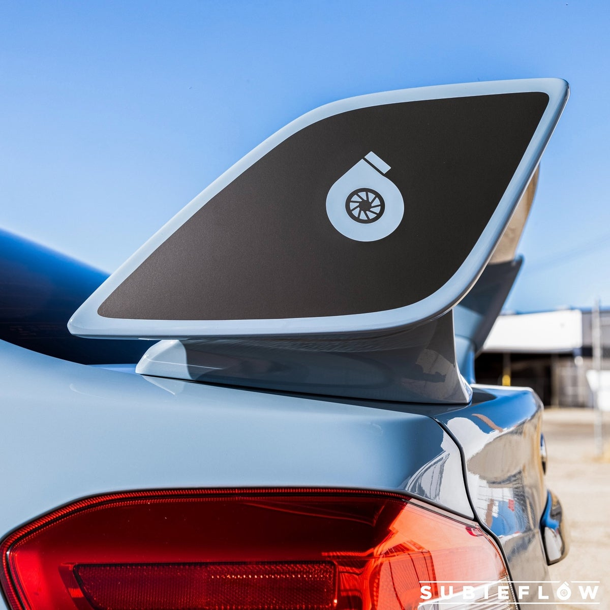 Image of SubieFlow Spoiler Decal