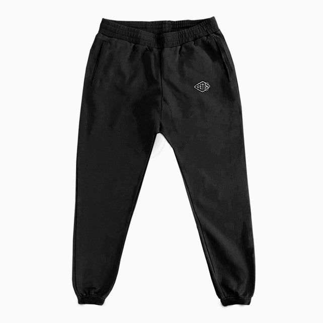 Image of BLACK SWEATPANTS