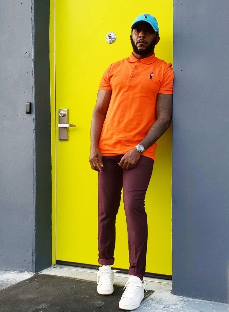 Image of Prestige Polo Shirt-Cotton (Colors)