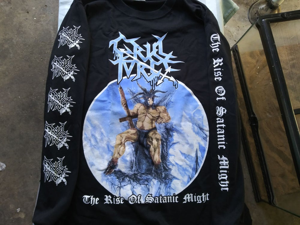 Cruel Force The Rise of Satanic Might LONG SLEEVE *Imported*