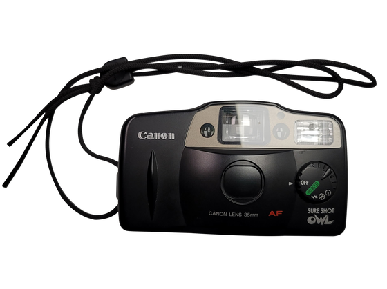 Image of Canon Sure Shot - OWL