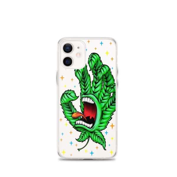 Image of Cell Phone Cases Leaf Green