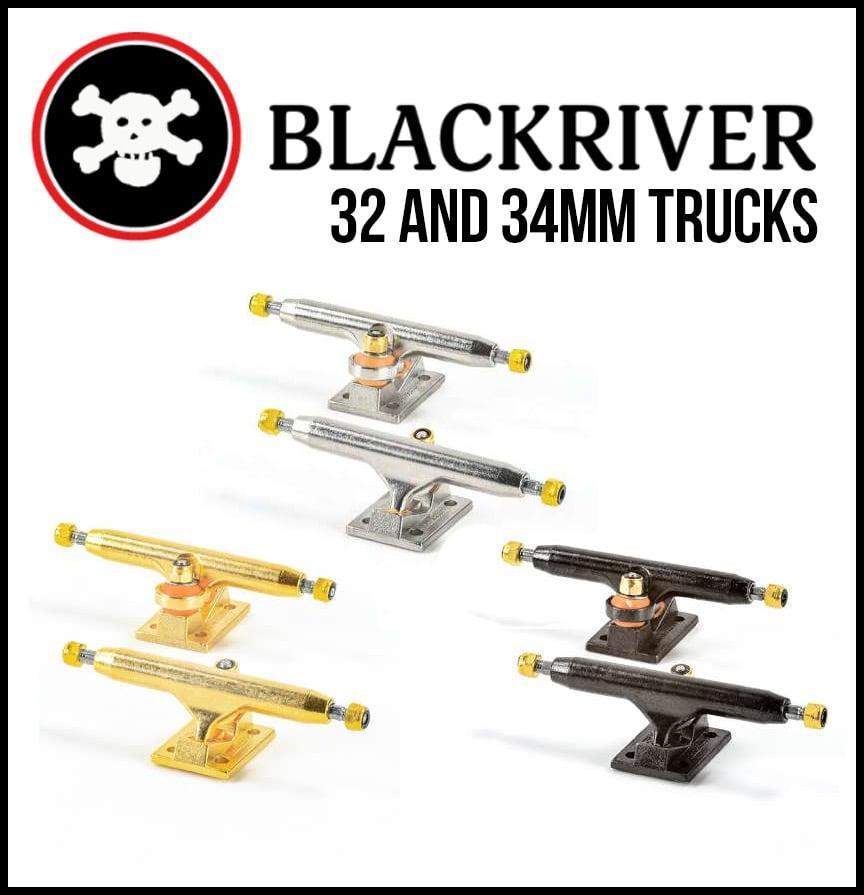 Black River trucks 32 and 34mm