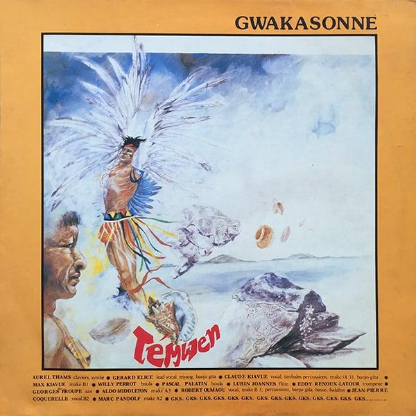 Gwakasonne - Témwen (GKS Robert Oumaou - 1987)