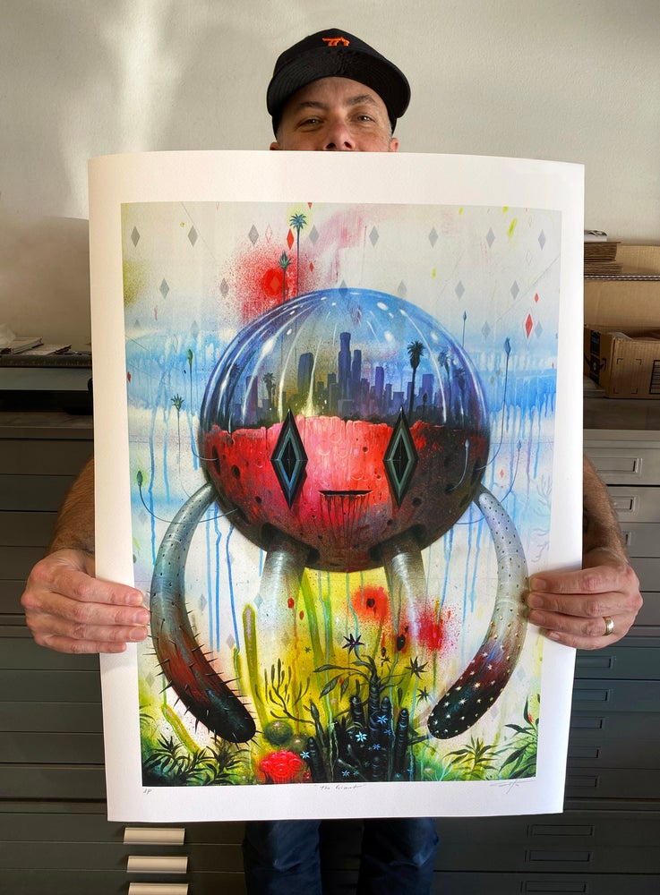Image of The Giant Fine Art Print