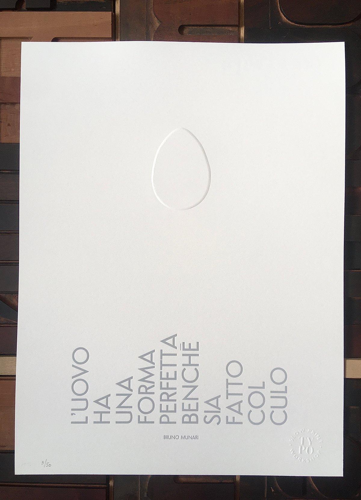 Image of L'UOVO