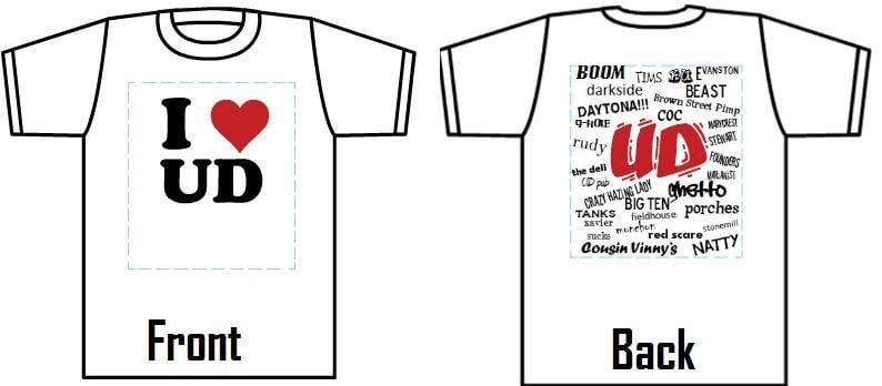 University of Dayton Ghetto Wear — Products