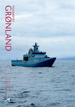 Image of TIDSSKRIFTET GRØNLAND NR. 1, 2021