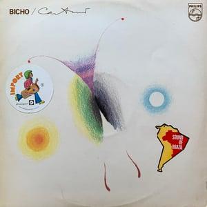 Caetano Veloso - Bicho (Philips Brazil - 1977)