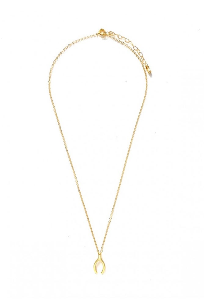 Image of Lucky Bone Necklace
