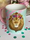 Fresh and fierce mug