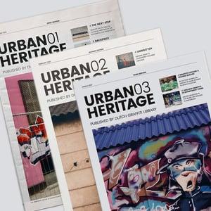 Image of Urban Heritage 1/2/3 - package