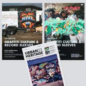 Image of Urban Heritage #03 + poster set