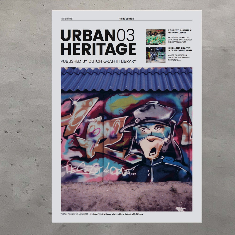 Image of Urban Heritage #03 + poster set