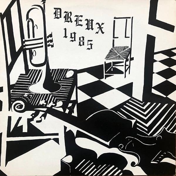 Ecole Municipale De Musique - Dreux 1985 (Private - 1985)