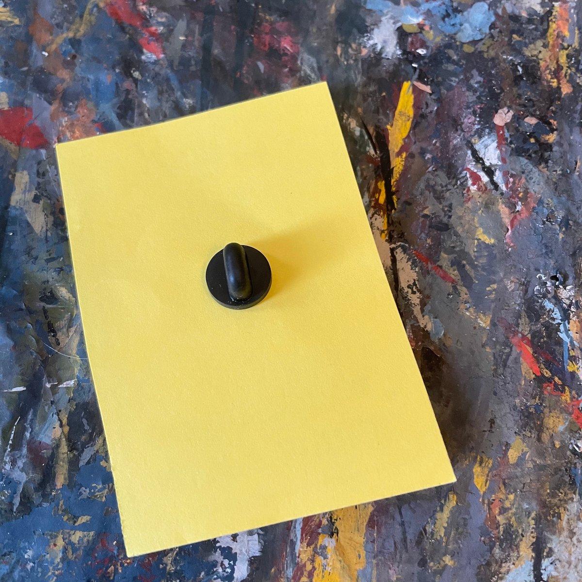 HEY BUDDY (Acrylic pin)