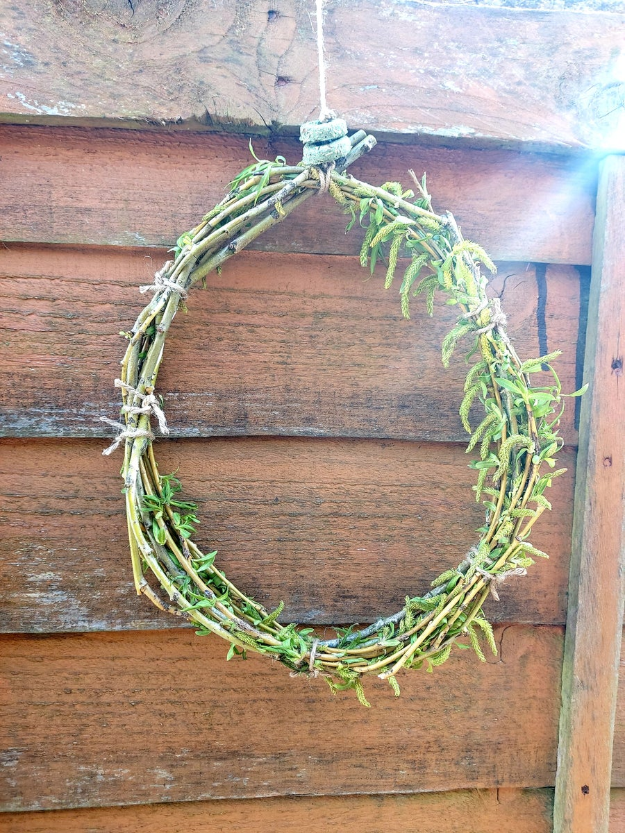 Image of Willow branch ring