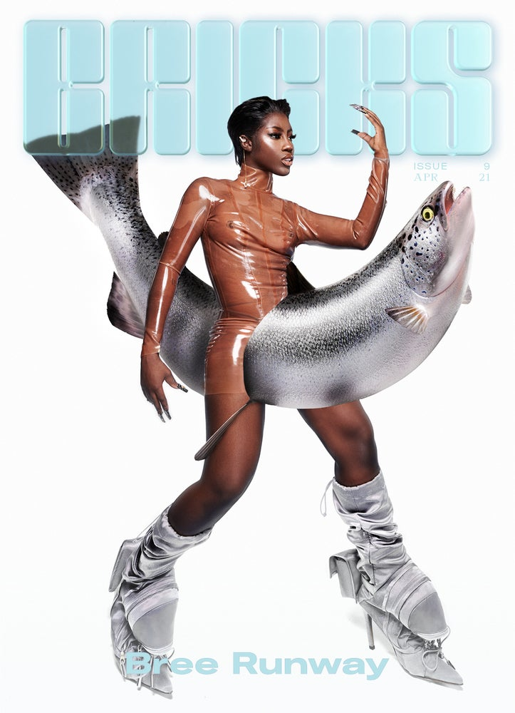 Image of Pre-order #9 - The Make Noise Issue #9 - Bree Runway